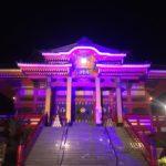 ライトアップされたお寺が素敵。ロマンチックな時間を楽しんで♪千葉県銚子市飯沼町「圓福寺(飯沼観音)」